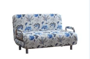 Fabric Leisure Functional Home Sofa Bed pictures & photos