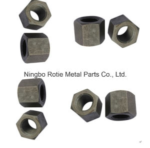 Steel Forged Machining Part Fastening Nuts pictures & photos
