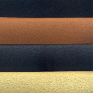 Faux Synthetic PU Breathable Leather pictures & photos