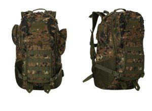 Waterproof Outdoor Climbing Travel Large Backpack Camping Rucksack Bag pictures & photos