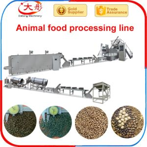 Floating Fish Feed Extrusion Production Line pictures & photos