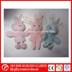 Hot Sale Mini Toy of Finger Puppet Rabbit pictures & photos