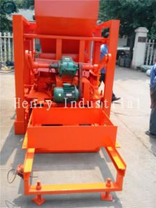 Qtj4-26c Autoamtic Block Machine Block Forming Cement Hollow Block for Sale pictures & photos