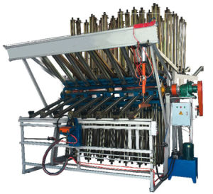 My-2500-20b Hydraulic Wood Composer Machine pictures & photos