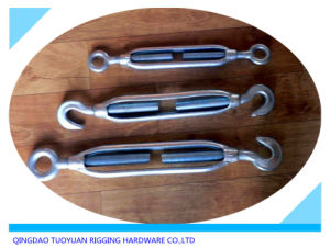 Rigging Forged Hot DIP Galvanized JIS Frame Turnbuckle Fastener pictures & photos