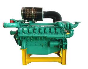 Small 16 Cylinder 889kw-1188kw Engine Diesel 60Hz 1800rpm pictures & photos