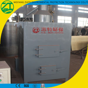 Low Price Waste Incinerator for Animal Carcasses pictures & photos