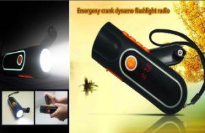 Dynamo Radio Torch, Flashlight (XLN-704)