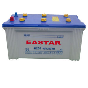 Mf Car Battery 12V 200ah Truck Battery From PRO Factory pictures & photos