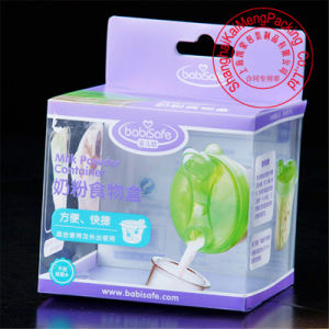 China Supply Panton Printed Pet Plastic Jewelry Package Box for Sale pictures & photos