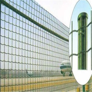 Professional PVC Coated 4X4 Welded Wire Mesh Fence pictures & photos