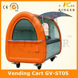 New Style Food Kiosk Mobile Food Carts