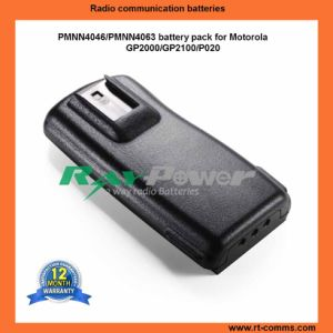 Gp2000 Radio Battery Pmnn4046/Pmnn4063 for Motorola Gp2000/Gp2100/P020/PRO1250 pictures & photos