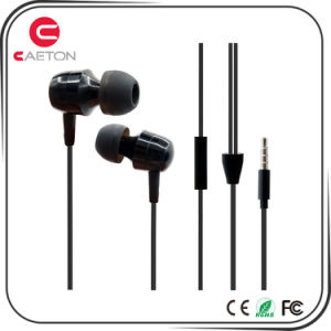 High Quality with Best Price 3.5mm Wired Earphones pictures & photos