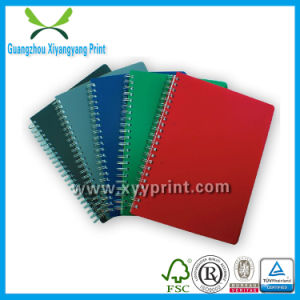 Custom Various Recycled Paper Notebook with Logo Printing pictures & photos