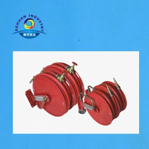Fire Hose Reel with Swing Arm Type