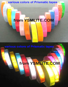 Prismatic Reflective Tapes