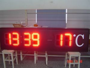 LED Timer (YJ-6D-300R-TIME-TEMP)