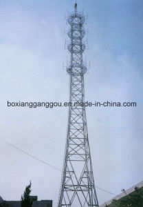 Self-Supporting Mobile Telecom Angle Steel Tower
