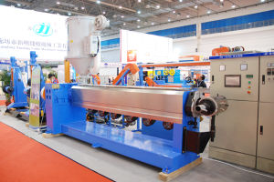 PVC Wire and Cable Extrusion Machine
