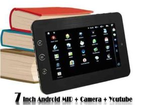 7 Inch Android 2.2 MID Tablet PC, OEM/ODM