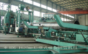 Spiral Pipe Making Machine D406-1620mm pictures & photos