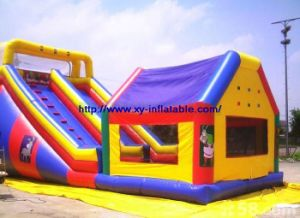 Inflatable Jumpers and Slides/Slide Combo (COM-52)