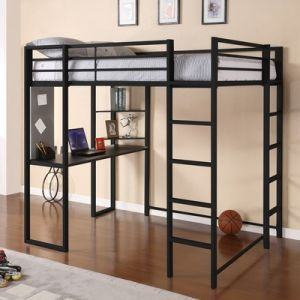 Metal Loft Bed pictures & photos