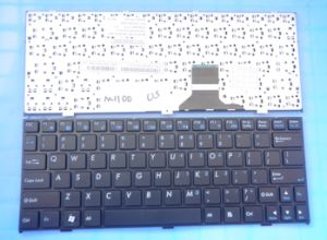 Us Layout Brand New Laptop Keyboard for Clevo M1110 M1100 pictures & photos