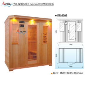 Pary Far-Infrared Sauna Room (Pr-9502)