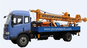 Gl-II Truck Mounted Drilling Rig pictures & photos