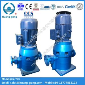 Clz Series Marine Vertical Self-Priming Centrifugal Pump 7.5HP Water Pump pictures & photos