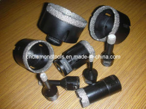 Brazed Diamond Core Drill