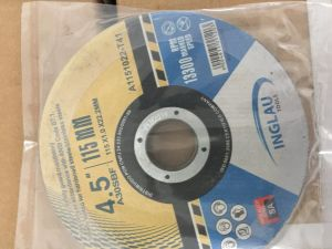 Depressed Center Grinding Wheels for Metal 116*6.4*22.2mm pictures & photos