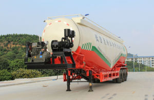 29cm Bulk Cement Tanker Semi Trailer pictures & photos