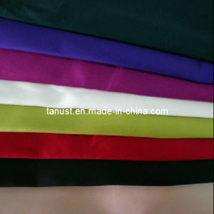 100% Polyester Sateen Textured Fabric
