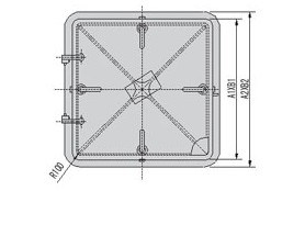Marine Hatch Cover pictures & photos