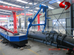 Electrical&Hydraulic Dredging Slurry Ship (CSD 500) pictures & photos