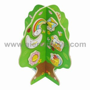 Wooden Lacing Furit Tree Toy (81247) pictures & photos