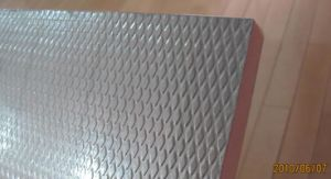 Phenolic Foam Duct Board Composite With Galvanized Iron and Aluminium Foil (WT2-3C) pictures & photos