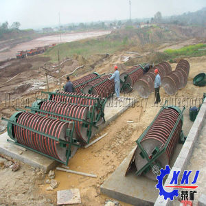 Hot Sale Reliable Quality Gold Washing Plant Spiral Chute pictures & photos
