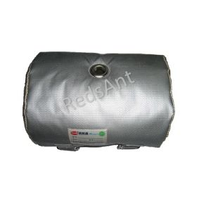 Thermal Blanket Insulation for Pipes, Valves, Boilers & More pictures & photos