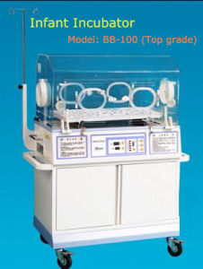 Bb-100 Baby Incubator Infant Incubator (Top grade) pictures & photos