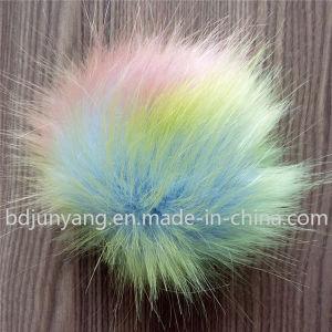 Wholesale Faux Fur POM POM Bag Charm pictures & photos