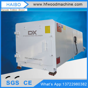 High Quality High Frequency Wood Drying Machine