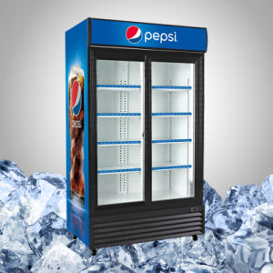 Display Refrigerator for Food & Beverage pictures & photos