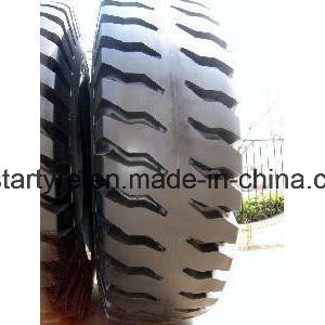 Heavy Dump Trucks Tire, Fullstar OTR Tire for Port, E4 Pattern Tubeless Tire, 21.00-25, 1800-25, 1600-25 Construction Machinery Tires