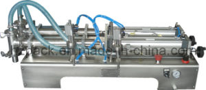 Double Head Liquid Filling Machine (G2WY) pictures & photos
