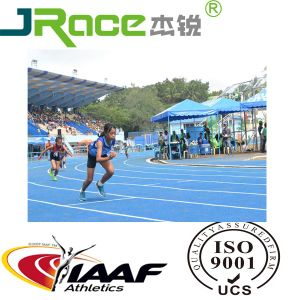 Factory Direct Sale Outdoor Sport Polyurethane Running Athletic Track pictures & photos