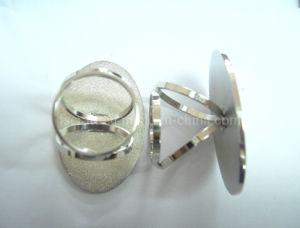 Nickel Plating Metal Scarf Ring pictures & photos